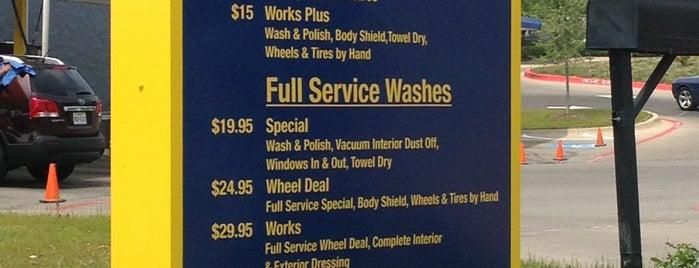 Carmel Car Wash is one of Orte, die Sirus gefallen.