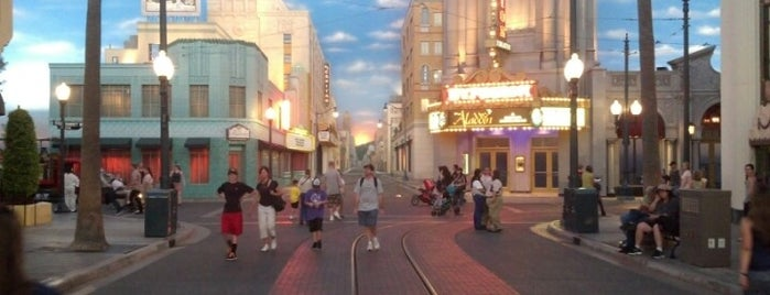 Hollywood Land is one of Tempat yang Disukai S.