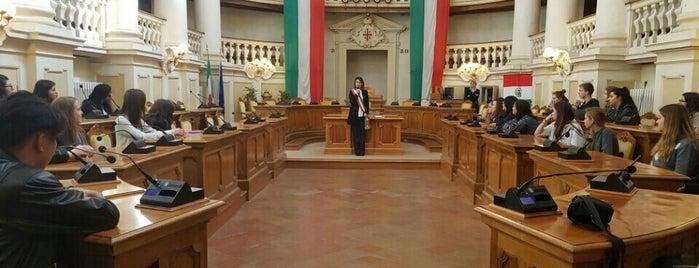 Municipio di Reggio nell'Emilia is one of Free WiFi - Italy.