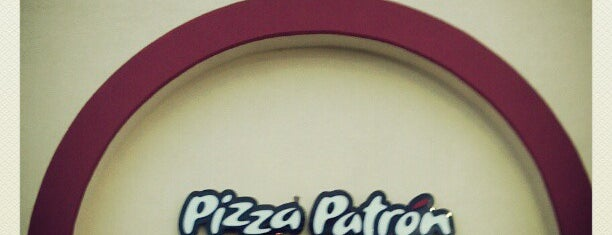 Pizza Patrón is one of Chi town.