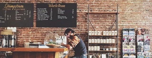 Stumptown Coffee Roasters is one of Visiting Portland.