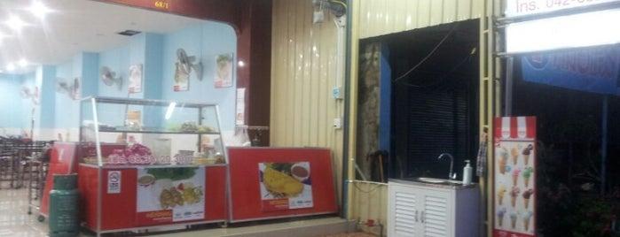 Bii Buun is one of food.