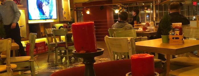 Timboo Cafe is one of Orte, die Fatos gefallen.