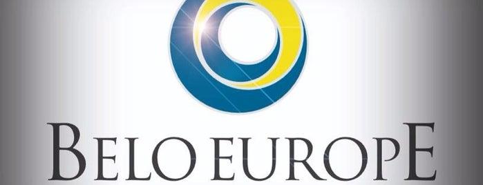 Belo Europe Travel is one of Work.