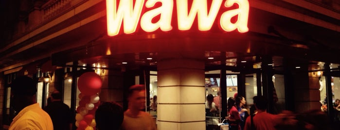 Wawa is one of Orte, die David gefallen.