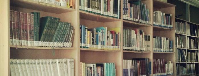 Eyüp Sultan Kütüphanesi is one of Ders Çalışmak İçin.