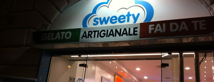 Sweety Gelato is one of Roma.