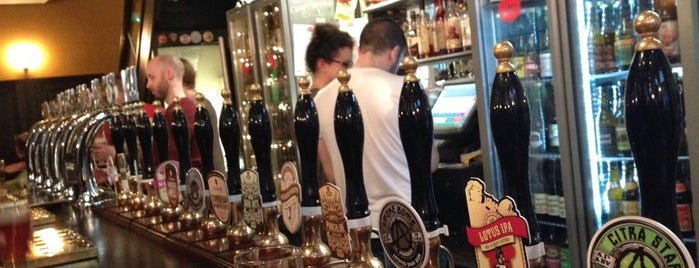 The Craft Beer Co. is one of Craft Beer London.