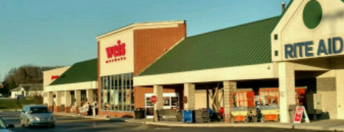 Weis Markets is one of Lugares favoritos de Merlina.
