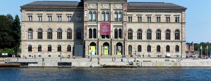 Nationalmuseum is one of Stockholm: My favorite art places!.