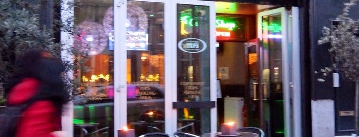 Coffeeshop Super Skunk is one of Amsterdam.