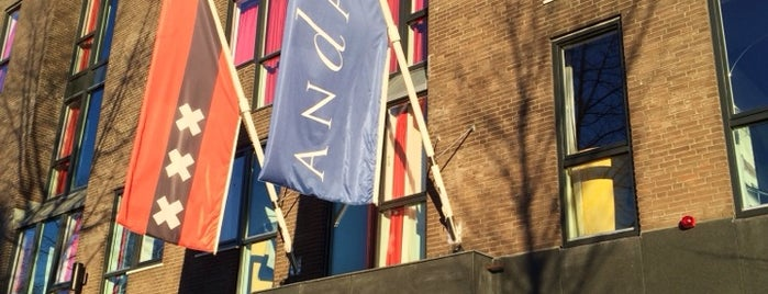Andaz Amsterdam Prinsengracht - a concept by Hyatt is one of Amsterdam & Belgium.