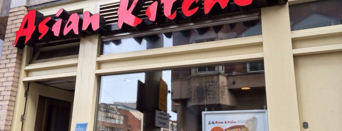 Asian Kitchen is one of Best places in Amsterdam.