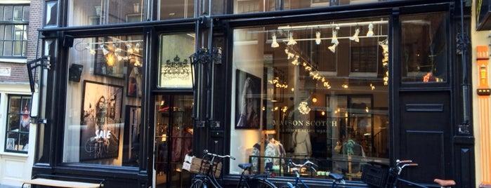 Scotch & Soda is one of My Amsterdam.