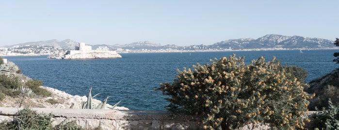 Îles du Frioul is one of สถานที่ที่ Mohammad (Mo) ถูกใจ.