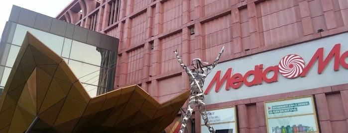 MediaMarkt is one of Must-visit Electronics Stores in Berlin.