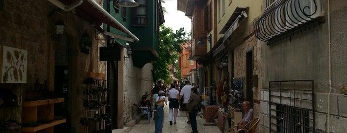 Kaleiçi is one of Sights of Antalya /Достопримечательности Анталии.