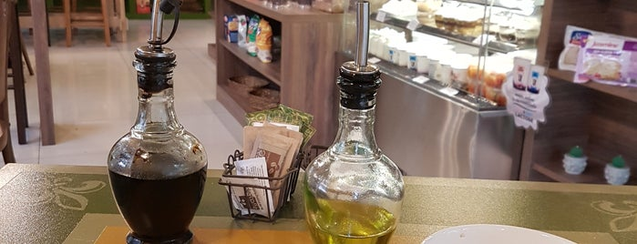 Bendito Empório Café is one of Ticket Restaurante.