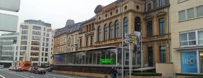 Casino Luxembourg - Forum d'art contemporain is one of 🇱🇺LUX.