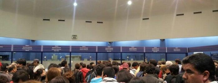 Banco de Chile is one of Kassi : понравившиеся места.