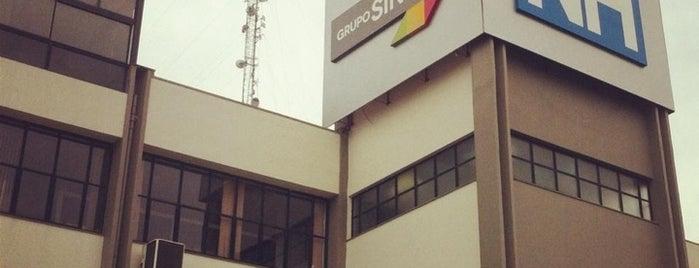 Grupo Editorial Sinos is one of comunicação.