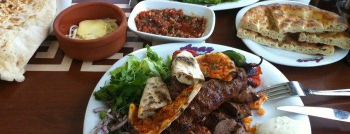 Araz Restaurant & Çay Bahçesi is one of Edirne.