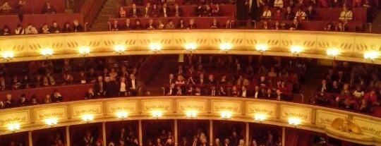 Wiener Staatsoper is one of Viyana.