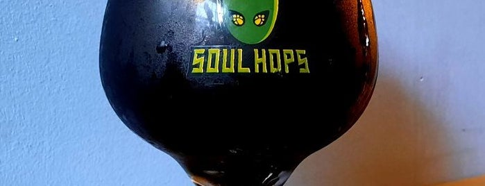 Soul Hops Itaim is one of Craft beer in São Paulo.