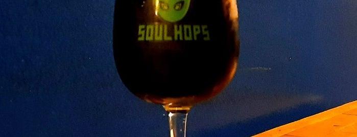 Soul Hops Itaim is one of Craft beer in São Paulo.