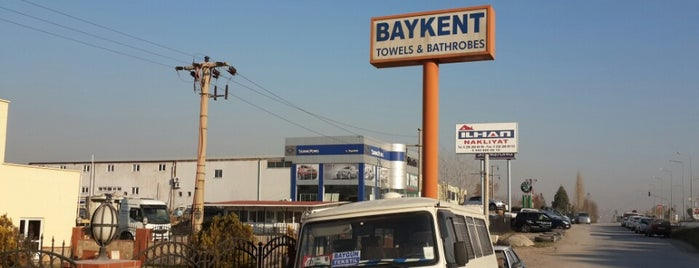 Baykent Tekstil is one of DENİZLİ BÖLGESİ, TEKSTİL&KONFEKSİYON İMALATÇILARI.