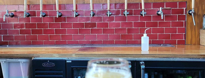 Evil Twin Brewing NYC is one of How About Here?.