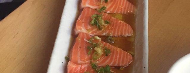 King Sushi is one of jackson hole.