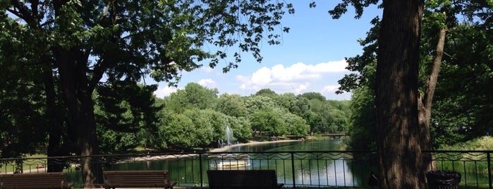 Parc La Fontaine is one of Montreal.