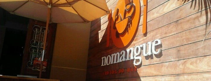 Nomangue is one of Eat In Rio.