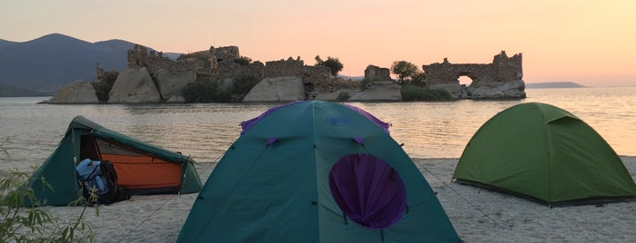 Heraklia Camping Beach is one of Kamp Alanları.