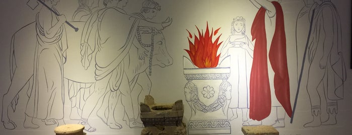 Fethiye Arkeoloji Müzesi is one of Fethiye/Meğri ⛵️.