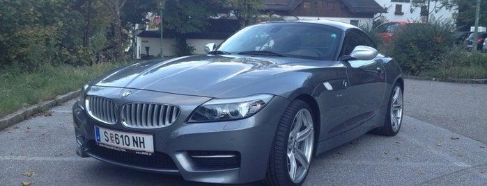 BMW Group Austria GmbH is one of Orte, die Michael gefallen.