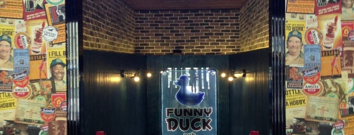 Funny Duck is one of Artemさんの保存済みスポット.