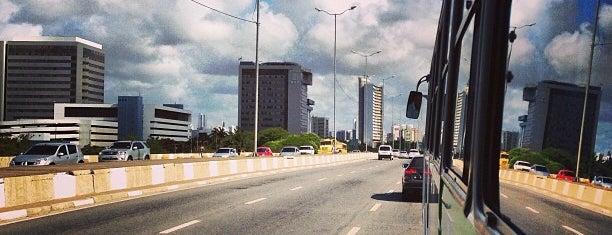 Viaduto Capitão Temudo is one of Prefeitura.