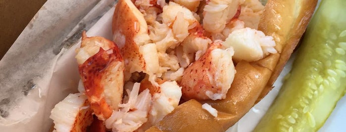 Cousins Maine Lobster is one of Ultimate Summertime Lobster Rolls.