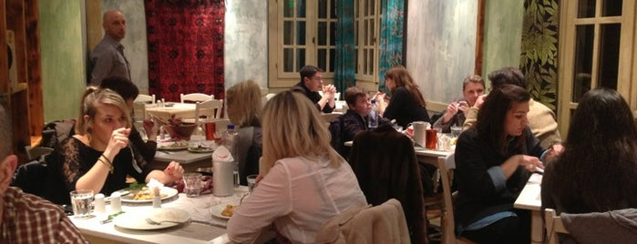 Μπουκιά Μπουκιά is one of restaurant places.