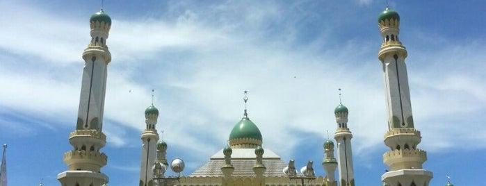 Masjid Duli Pengiran Muda Mahkota Pengiran Muda Haji Al-Muhtadee Billah is one of Posti che sono piaciuti a S.