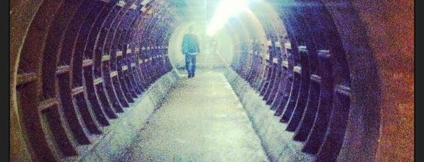 Greenwich Foot Tunnel is one of London.