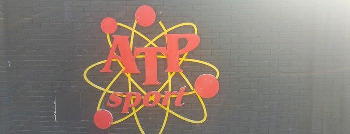 ATP sport is one of Locais curtidos por Strahinja.