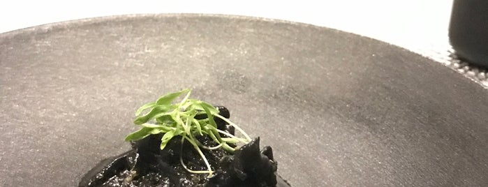 Ode is one of Tokyo Fine Dining - Western.