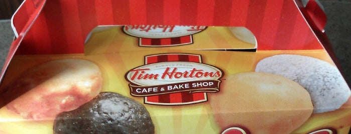 Tim Hortons is one of michigan.