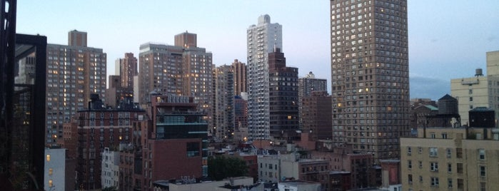 Roof at Park South is one of ~*New York City*~.