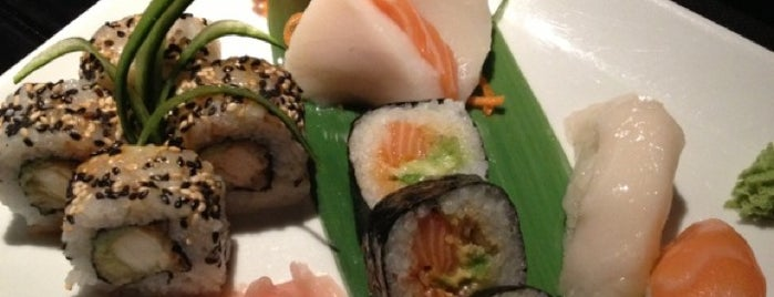 Sky Sushi is one of Comer por Madrid.