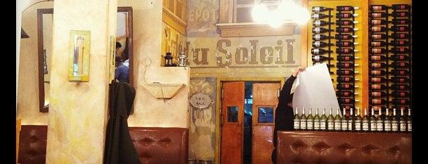 Cafe du Soleil is one of The Dog's Bollocks' Harlem Playlist.