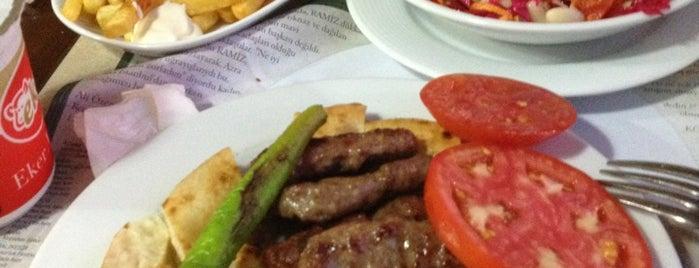 Köfteci Ramiz is one of Sevdiğim yerler.